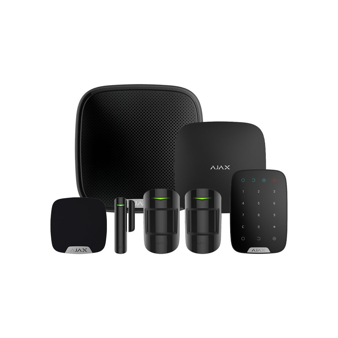 Ajax Wireless Alarms