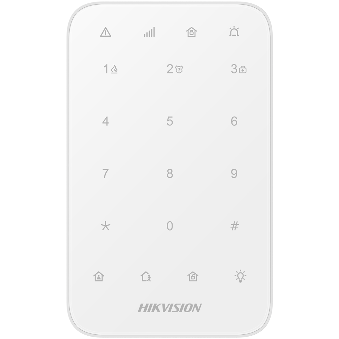 AX Pro Keypad And Keyfobs