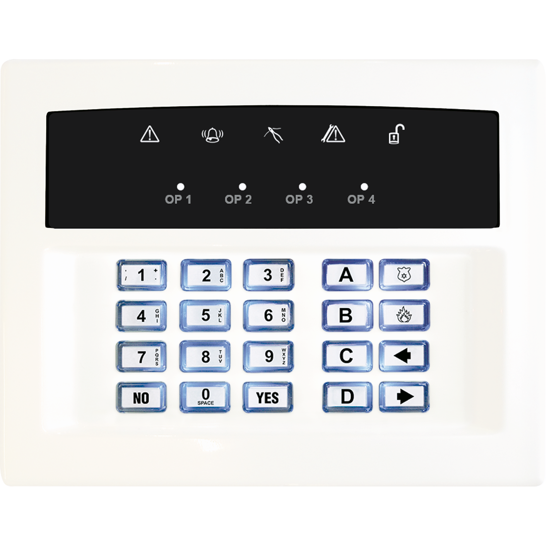 Enforcer Keypads And Keyfobs
