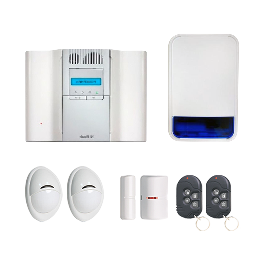 Visonic PowerMax Wireless Alarms
