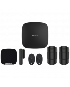 Ajax Wireless Starter Kit 2 Plus - Black (AJA-16636)