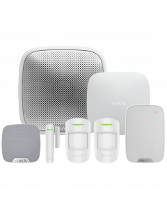 Ajax Wireless Starter Kit 3 - White (AJA-16625)