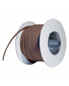 6 Core Alarm Cable 100m - Brown (CAB-6C-B)