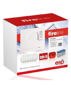 ESP Conventional 4 Zone Fire Kit (FLK4PH)