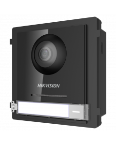 Hikvision 2 Wire Intercom 1 Button Camera Module (DS‑KD8003‑IME2)