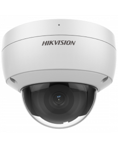Hikvision IP Acusense DarkFighter 4MP 30m Vandal Dome with Microphone 2.8mm (DS-2CD2146G2-ISU-2.8MM)