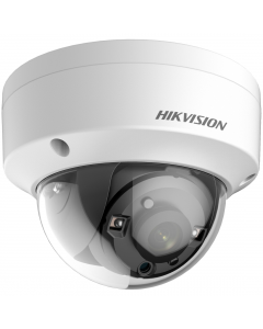 Hikvision POC Turbo TVI 5MP 20m Vandal Dome 2.8mm (DS-2CE56H0T-VPITE-2.8MM)