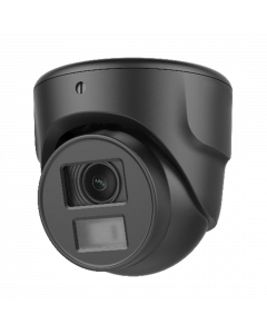 Hikvision Turbo 4in1 1080P 2MP 20m Micro Turret Dome 2.8mm - Black (DS-2CE70D0T-ITMF-2.8MM)