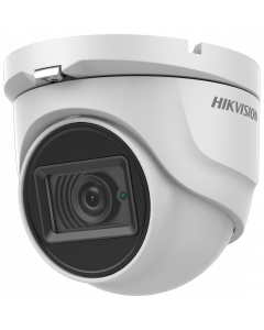 Hikvision AoC 5MP 30m Turret Dome with Microphone 2.8mm (DS-2CE76H0T-ITMFS-2.8MM)