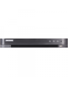 Hikvision Turbo 4ch 4K 8MP DVR - High FPS (DS-7204HTHI-K1)