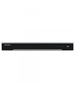 Hikvision IP 16ch 4K 8MP NVR - 16 POE (DS-7616NI-K2/16P)