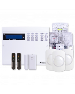Texecom Capture Ricochet 64-W Live Wireless Kit 4 (KIT-1004)