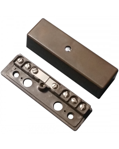 Knight 7 Way Junction Box - Brown (J40B)