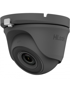 HiLook by Hikvision Turbo 4in1 1080P 2MP 20m Turret 2.8mm - Grey (THC-T120-MC-GR)