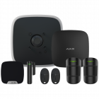 Ajax DoubleDeck Hub Wireless Starter Kit 1 - Black (AJA-20562)
