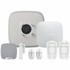 Ajax DoubleDeck Hub Wireless Starter Kit 1 - White (AJA-23320)