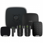 Ajax DoubleDeck Hub Plus Wireless Starter Kit 3 - Black (AJA-20572)