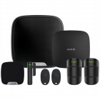 Ajax Wireless Starter Kit 1 - Black (AJA-16617)