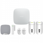 Ajax Wireless Camera Starter Kit 2 - White (AJA-17736)