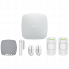 Ajax Hub Plus Wireless Starter Kit 2 - White (AJA-16637)