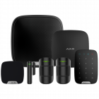 Ajax Wireless Starter Kit 3 - Black (AJA-16623)