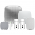 Ajax Wireless Camera Starter Kit 3 - White (AJA-17738)