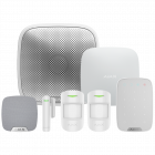 Ajax Hub Plus Wireless Starter Kit 3 - White (AJA-16639)