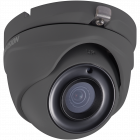 Hikvision POC Turbo TVI 5MP 20m Turret Dome 2.8mm - Grey (DS-2CE56H0T-ITME-2.8MM-GR)