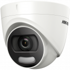 Hikvision POC ColorVu 5MP 20m Turret Dome 2.8mm (DS-2CE72HFT-E-2.8MM)