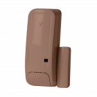Visonic PG2 PowerMaster MC-302E Wireless Door Contact - Brown (0-102204)