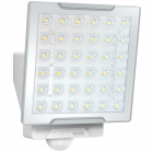 Steinel XLED PRO Square XL LED 48W Floodlight with PIR - White (XLED-PRO-SQ-XL-PIR-WH)