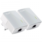 TP-LINK AV600 Powerline Adapter Kit - Twin Pack (TL-PA4010)